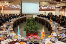 Iranian Directors of International Scientific Cooperation Offices Meet at University of Kashan